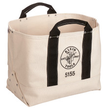 """Klein Tools 5155 17"""" (432 mm) Canvas Tool Bag"""