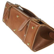 """Klein Tools 5108-20 20"""" Deluxe Leather Bag"""