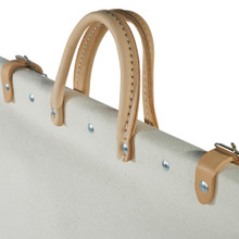 "Klein Tools 5105-20 20"" High-Bottom Canvas Tool Bag"
