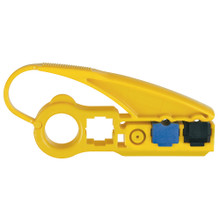Klein Tools VDV100-801-SEN Dual Cartridge Radial Stripper