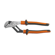 "Klein Tools 502-10-EINS 10"" Insulated Pump Pliers, Slim Handle"