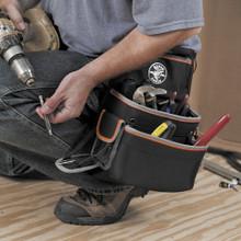 Klein Tools 55427 Tradesman Pro™ Electricians Tool Belt, M