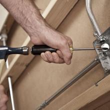 """Klein Tools 602-4DD 1/4"""" Keystone Demolition Driver, 4"""" Shank"""