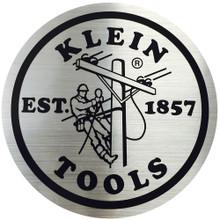 "Klein Tools 94025 Lineman Decal - 2-1/4"""