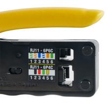 Klein Tools VDV427-821 Cushion-Grip Impact Punchdown Tool w/Dura-Blade™