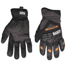 Klein Tools 40217 Journeyman Extreme Gloves, M