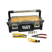 Klein Tools VDV011-832 VDV ProTech™ Coaxial Kit