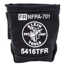 Klein Tools 5416TFR Flame-Resistant Canvas Bolt Bag