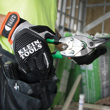 Klein Tools 40224 Journeyman Cut 5 Resistant Gloves, L