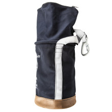 Klein Tools 5104CLRFR Flame-Resistant Top Closing Canvas Bucket