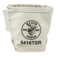 Klein Tools 5416TSR Bull-Pin/Bolt Bag with Drain Holes