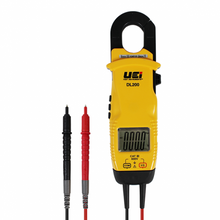 UEI DL200  CATIII Clamp-On Meter and Voltage Tester