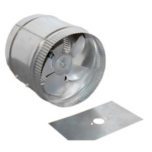 Acme  Miami 9014 9014 14 in. Duct Booster - 1290 CFM - Duct Fan
