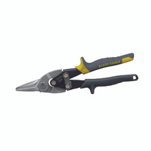 Klein Tools 1202S  Aviation Snips with Wire Cutter, Straight
