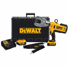 DeWalt DCE350M2  20V MAX* DIELESS CABLE CRIMPING TOOL KIT