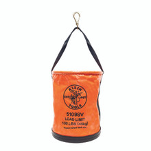 Klein Tools 5109SV Vinyl Bucket with Swivel Snap