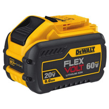 DEWALT DCB609 20V/60V MAX FLEXVOLT 9Ah Battery