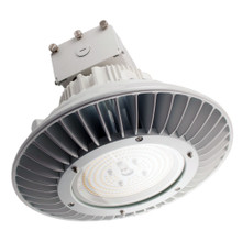 Halco 10121 RHB200/840/UNV/W 10121 Round LED High Bay 120-277V 200W 4000K 0-10V Dimming, Wide Distribution