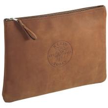 Klein Tools  5136 Contractor's Leather Portfolio