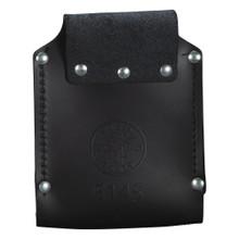 Klein Tools  5145 Utility Pouch, 3-Pocket, Leather