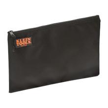 Klein Tools  5236 Contractor's Zipper Portfolio, Ballistic Nylon