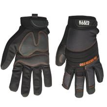 Klein Tools  40211 Journeyman Cold Weather Pro Gloves, Medium