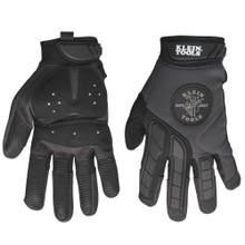 Klein Tools  40215 Journeyman Grip Gloves, Large