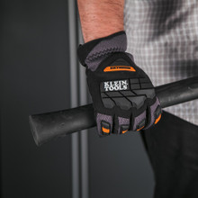 Klein Tools  40217 Journeyman Extreme Gloves, Medium