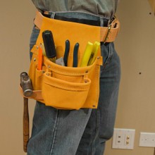 Klein Tools  42245 Right-Hand Nail and Tool Pouch