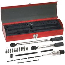 Klein Tools  57060 Master Electrician's Torque Kit 25-Piece