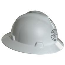 Klein Tools  60031 V-Gard® Hard Hat with Klein Lineman Logo, White