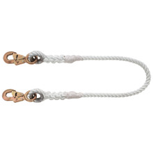 Klein Tools  87437 Nylon-Filament Rope Lanyard Fixed Length, 6-Foot