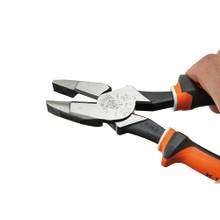 Klein Tools  2139NEEINS Side Cutting Pliers, Slim Handle, 9-Inch
