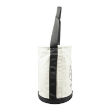 Klein Tools  5106P Straight-Wall Bucket Inside Pockets