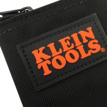 Klein Tools  5139B 12-1/2-Inch Cordura Ballistic Nylon Zipper Bag