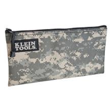 Klein Tools  5139C Camouflage Zipper Bag
