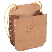 Klein Tools  5140K Strap-Leather Bag