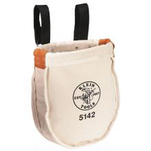 Klein Tools  5142P Canvas Utility Bag with Interior Pocket