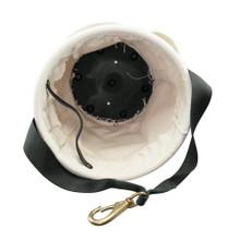 Klein Tools  5171PS Heavy-Duty Tapered Wall Bucket 4 Pockets