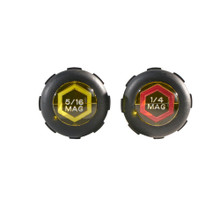 "Klein Tools  646M Nut Driver Set 6"" Shafts, Magnetic 2 Pc"