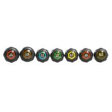 Klein Tools  647M Magnetic Nut Driver Set, 6-Inch Shafts, 7-Piece