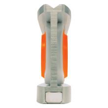 Klein Tools  935R Aluminum Torpedo Level Rare Earth Magnet