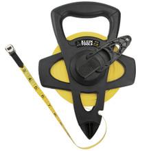 Klein Tools  946-150 Woven Fiberglass Tape Open-Reel, 150-Foot