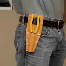 Klein Tools  D203-8NCR Pliers, Long Nose Side Cutters, Strip/Crimp 8-Inch