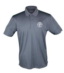 Klein Tools  MBA00048-2 Polo Shirt, Short Sleeved, Sport-Tek, KT Logo, L