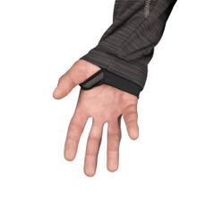 Klein Tools  MBA00097-2 North End® Zipper Fleece Jacket, Lineman Logo, L