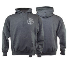 Klein Tools  MBA00107-2 Champion® Pullover Hoodie with Lineman Logo, L