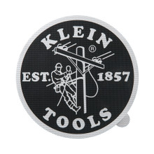 Klein Tools  MBE00133 Window Decal, 12-Inch with Lineman Logo