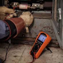 Klein Tools  MM700 Digital Multimeter TRMS/Low Impedance, 1000V