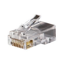 Klein Tools  VDV826-602 Modular Data Plugs RJ45 CAT5e, 50-Pack